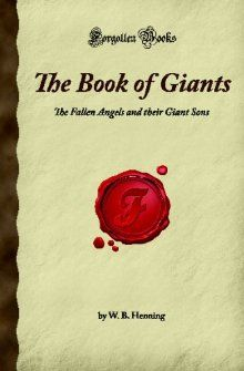 Download free ebookthe book of giants the fallen angels and their download free ebookthe book of giants the fallen angels and their giant sons fandeluxe Images