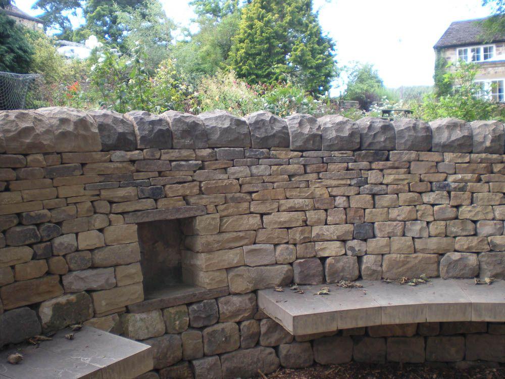 Dry Stone Wall Dirthomas Pinterest