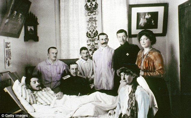 Amazing Photos Capture The Intimate Moments Of Romanovs