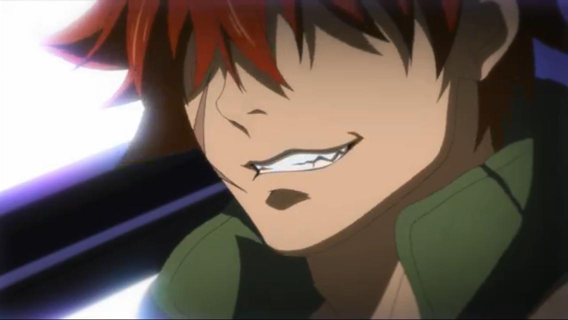 Sousei no Aquarion Evol Special OVA basically the moment