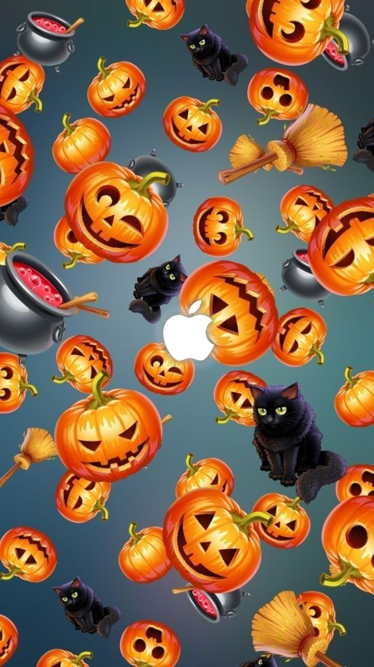 Halloween Iphone Wallpapers Halloween Wallpaper Halloween Wallpaper Iphone Vintage Halloween Printables
