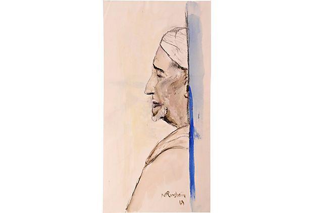 Nan Ronsheim Watercolor & Pastel II on OneKingsLane.com