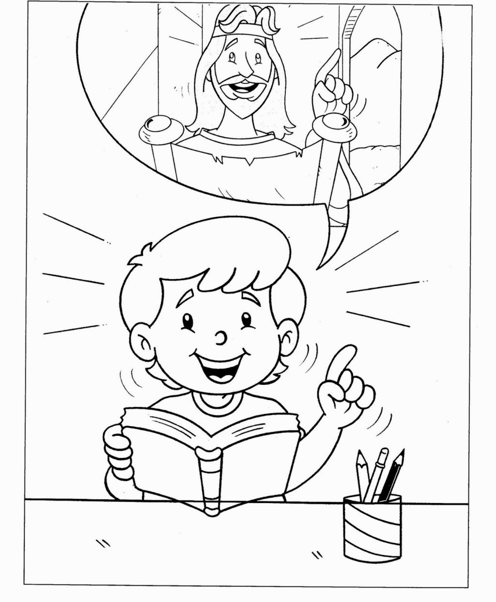 Christian Coloring   Coloring Pages   Pinterest
