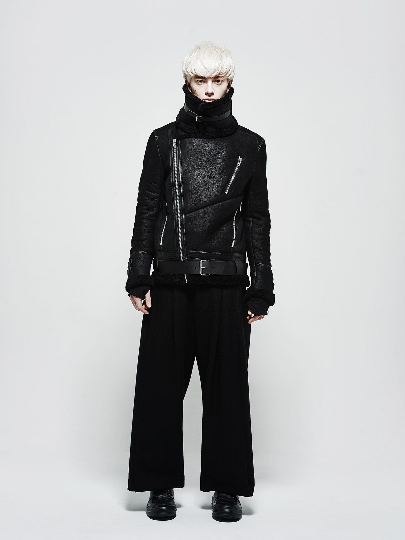 BYUNGMUN SEO : 2015 A/W COLLECTION | Chasseur Magazine
