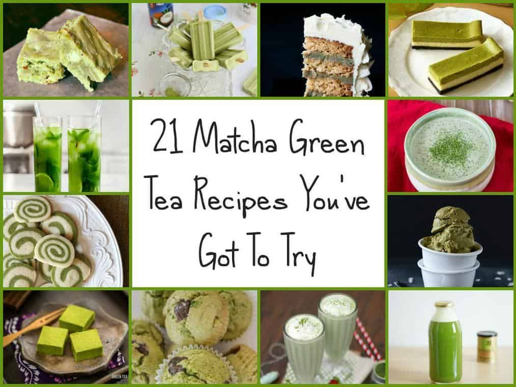Photo of 21 Matcha Green Tea Recipes You've Got To Try