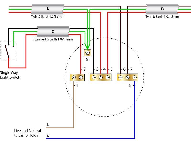 Wiring Diagram For House Lighting Circuit Bookingritzcarlton Info Light Switch Wiring Lighting Diagram Ceiling Rose Wiring