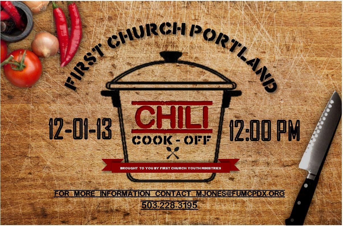 chili cook off flyer template - Google Search | Partaay | Pinterest ...