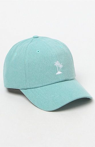 Court Mint Strapback Dad Hat Gorras Vans 022f7ac2a89