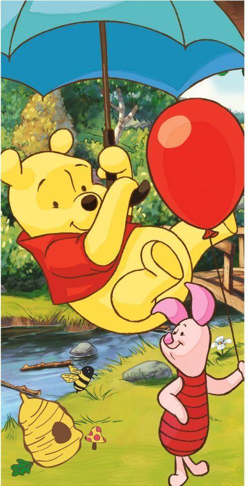 Serviette de bain Winnie