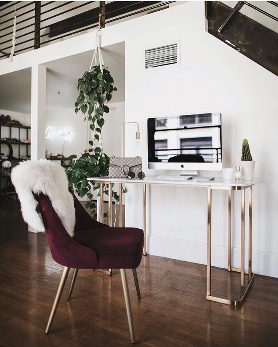 "Workspace Home Office Decor On Instagram: ""No One's"