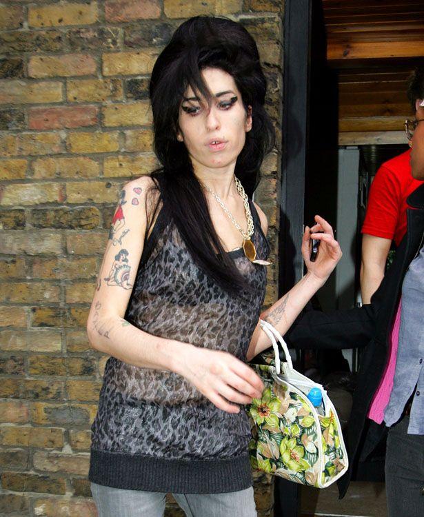 Metallica Wurden Von Amy Winehouse Inspiriert Metallica Amy