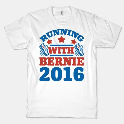 #berniesanders #bernie #2016election #runningshirt #cardio