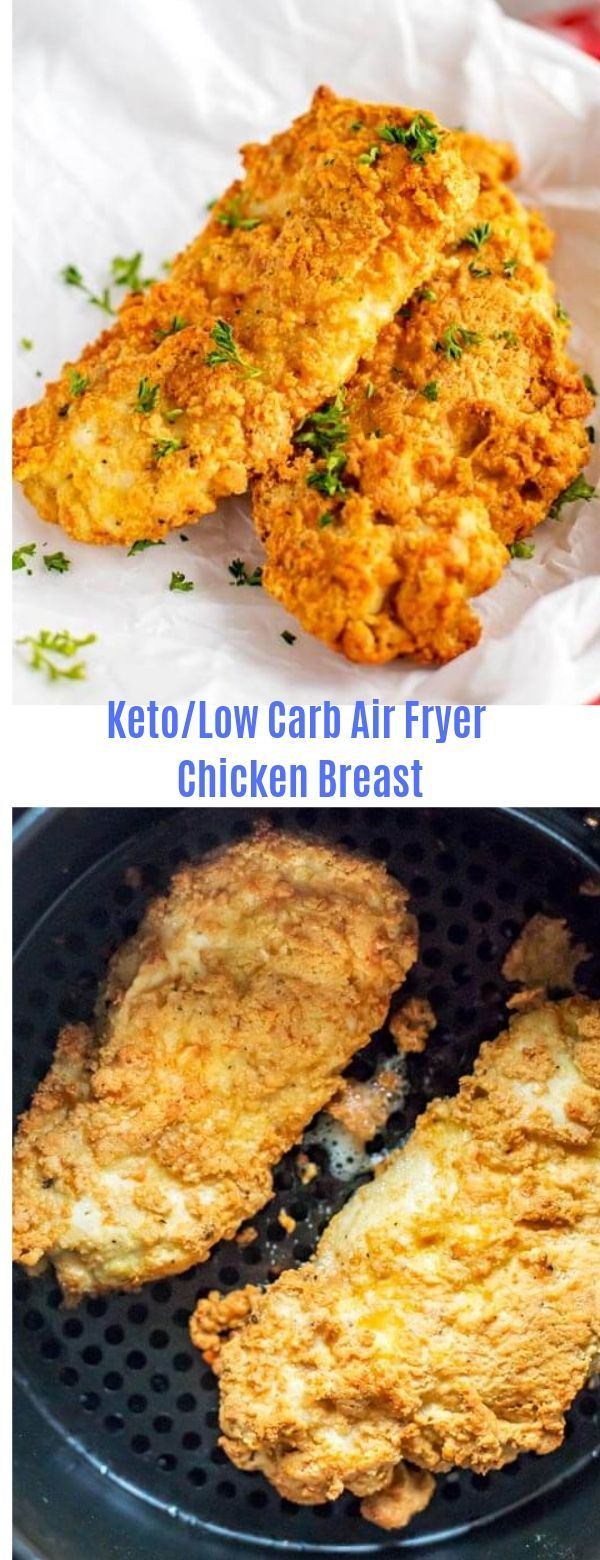 Pin on Keto & Low Carb Air Fryer Recipes