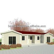 De una sola planta house (natalie)-134 m2 + 3 m2 terraza