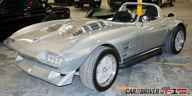 Chevrolet Corvette Grand Sport 1966 Fast And Furious 5 Corvette Grand Sport Chevrolet Corvette Corvette