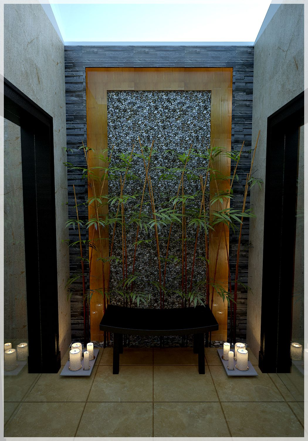 Master bathroom (With images) | Thai house, Master ...
