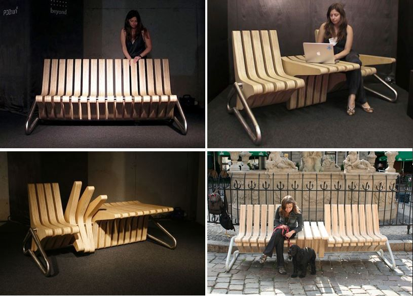 40 Magnificent and Creative Furniture Ideas To Make Your House ...