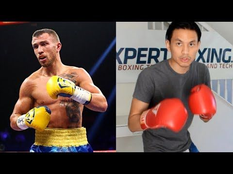 Vasyl Lomachenko 7 Southpaw Boxing Footwork Tricks Youtube Boxer Workout Southpaw Kumite