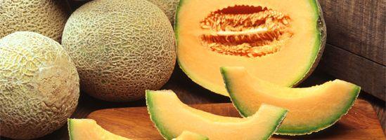 Ensalada de Melon Chorizo y Alcachofa. Salat af Melon, chorizo og artiskok