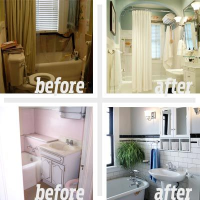 Best Bath Before And Afters 2011