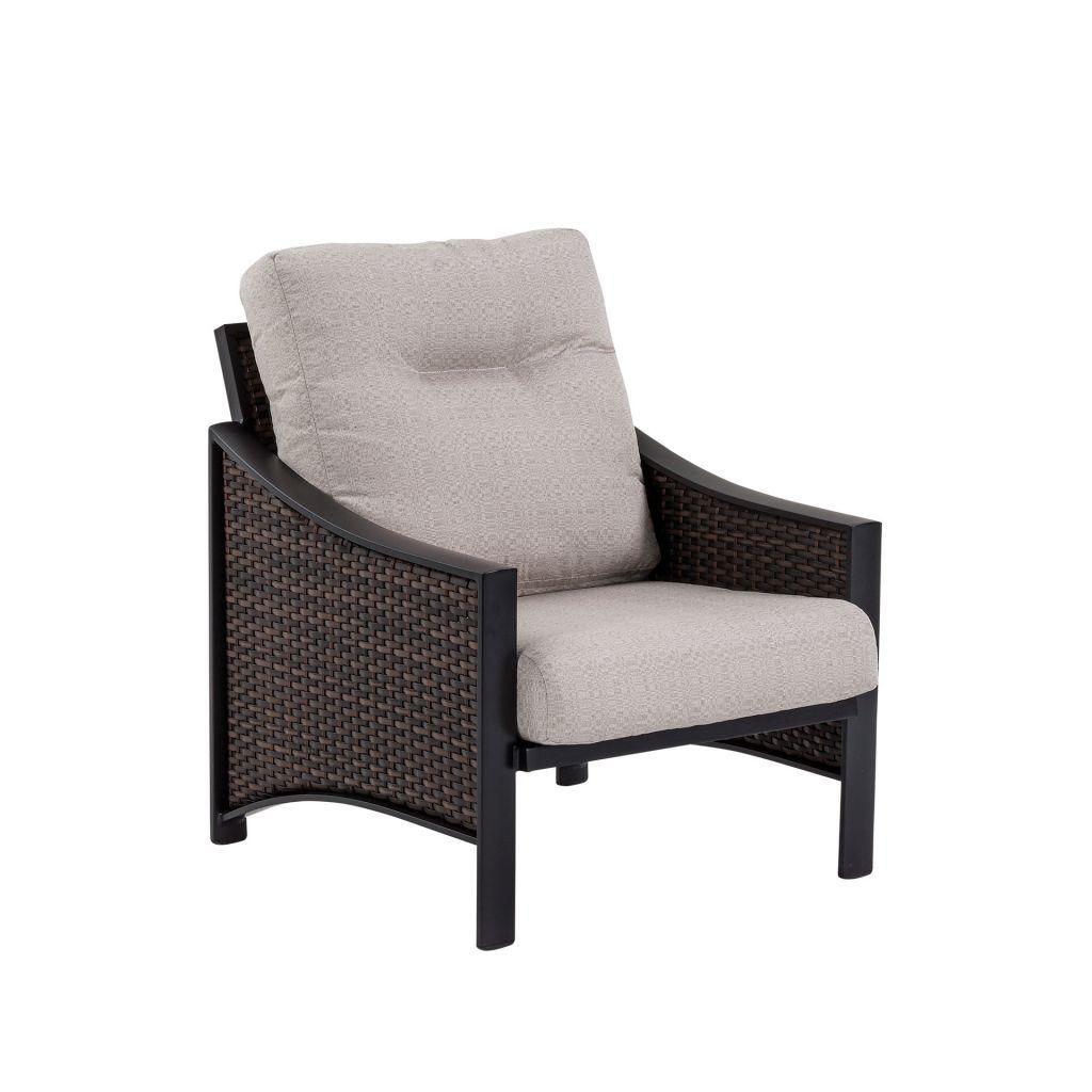 tropitone kenzo woven lounge chair kenzo rust free and modern patio