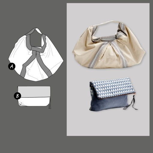 8462b02e9da Tasker - STOFF & STIL | ACCESSORIES | Sewing, Bags og Accessories