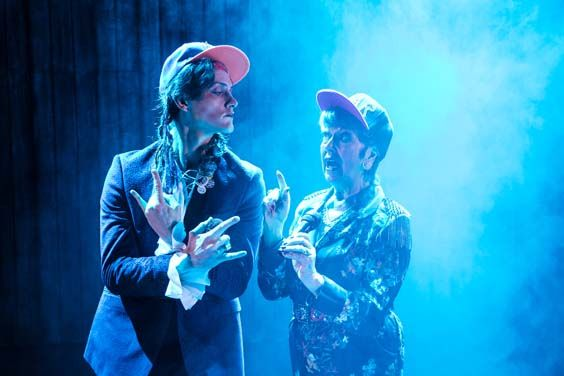 Theatre Review Joe Enjoys The Performances And Songs In A Plot Light Adaptation Of