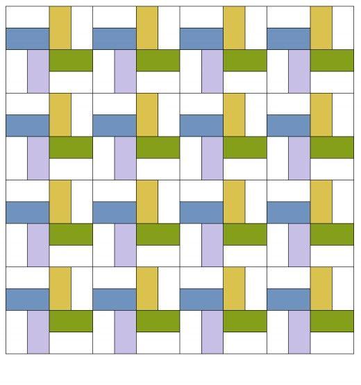 Easy rectangle quilt patterns -- pinwheels, herringbone, bricks ... : square and rectangle quilt patterns - Adamdwight.com