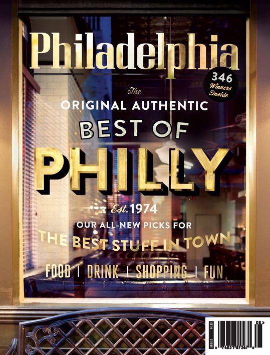#cover Philadelphia #magazine