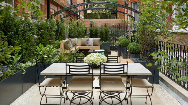 20 Astonishing Roof Terrace Designs That Are Worth Seeing Terrace - Terrace Design