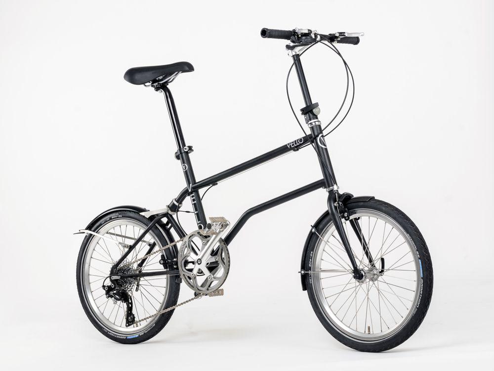 Revolution Folding Bike