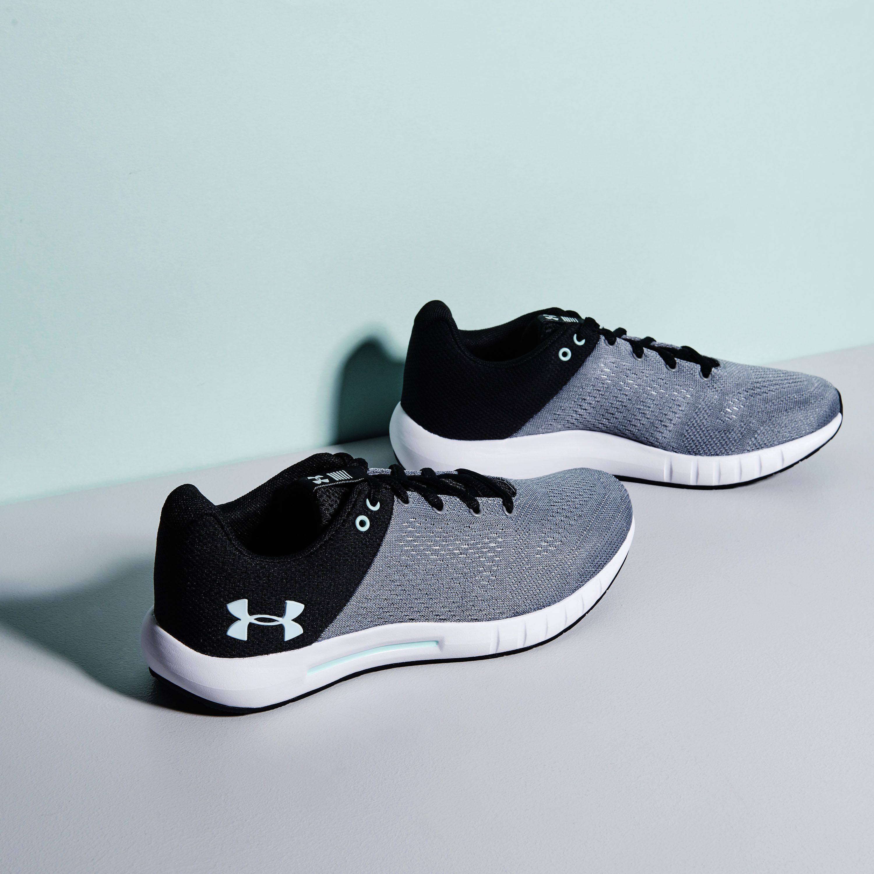 the best attitude 093d1 45b7d What are you in pursuit of  Reach your goals with the Under Armour Pursuit  trainers.
