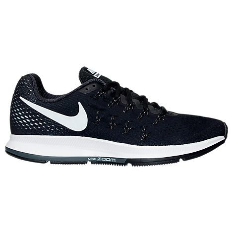 premium selection 217a6 10574 Womens Nike Air Zoom Pegasus 33 Running Shoes - 831356 831356-001 Finish  Line