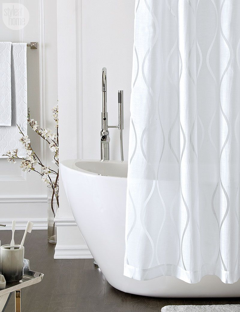 How To Wash Shower Curtain Liners Clean Shower Curtain Liner