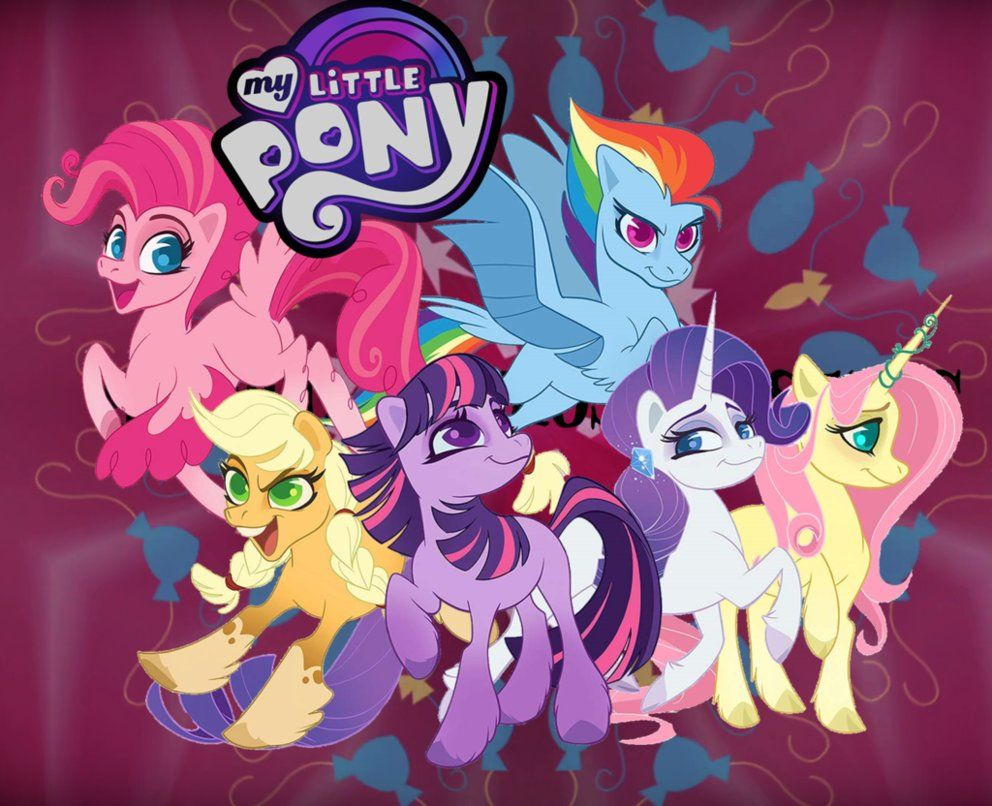 Mlp Gen 5 Disney Version By Galacticflashd Mlp Fim Pinterest