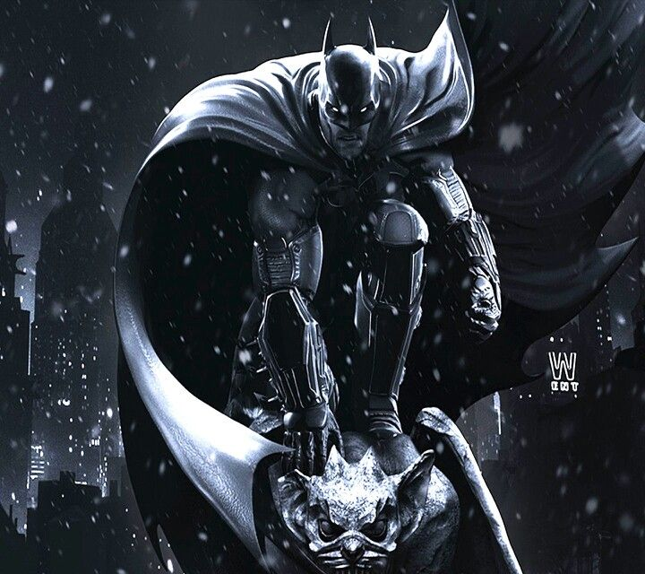 Batman Arkham Origins, Batman Wallpaper, Batman