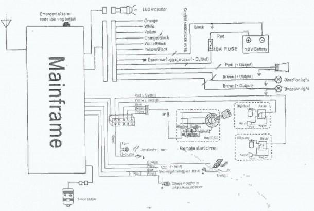 Bulldog Security Wiring Diagram