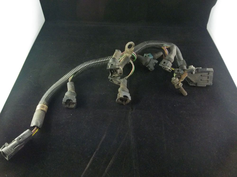 1990-1992 Chevrolet Camaro Fuel Injector Wiring Harness OEM