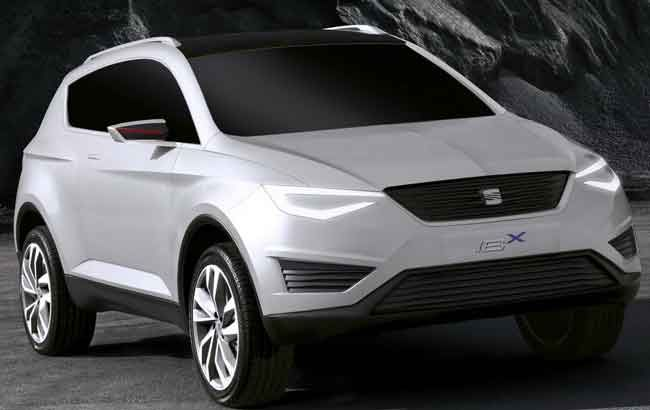 Seat Arona Crossover Suv 2017 Upcoming Cars 2016