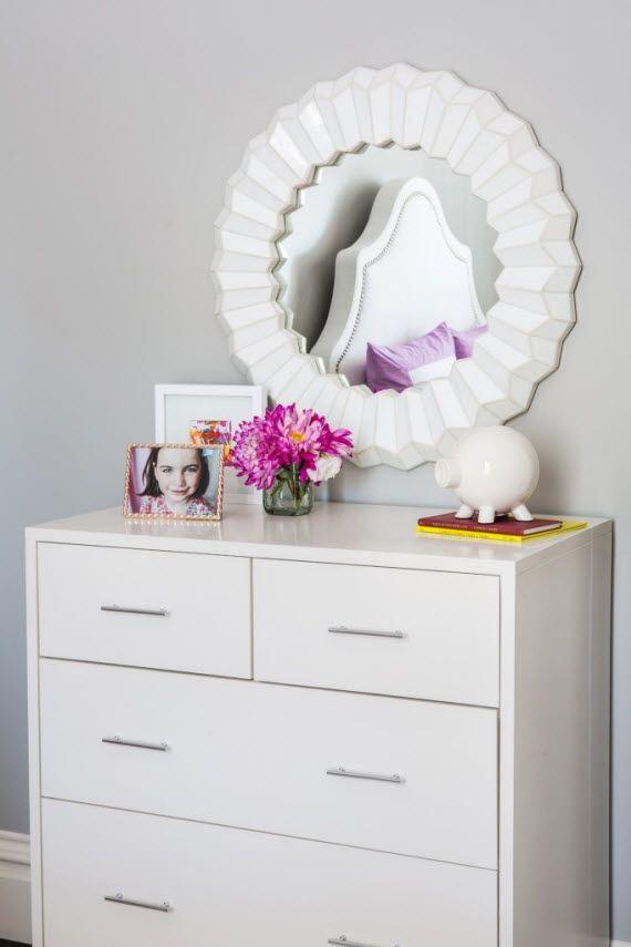 Girls Bedroom Dressers Teen Girls Modern Bedroom Dresser Simplified ...