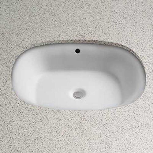 Toto 22 5 8 X 17 7 8 Undermount Bathroom Sink Sedona Beige Lt481g 12 Undermount Bathroom Sink Lavatory Sink Sink