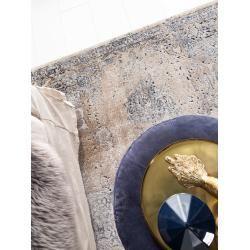 Photo of benuta Classic Teppich Yara Beige/Blau 120×170 cm – Vintage Teppich im Used-Look