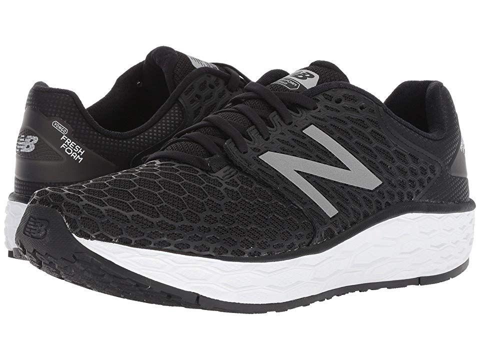 New Balance Fresh Foam Vongo V3 Men S Running Shoes Black White Running Shoes For Men Black And White Man New Balance Fresh Foam