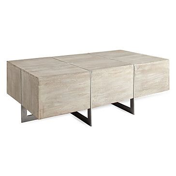 Clifton Coffee Table Decor Living Room