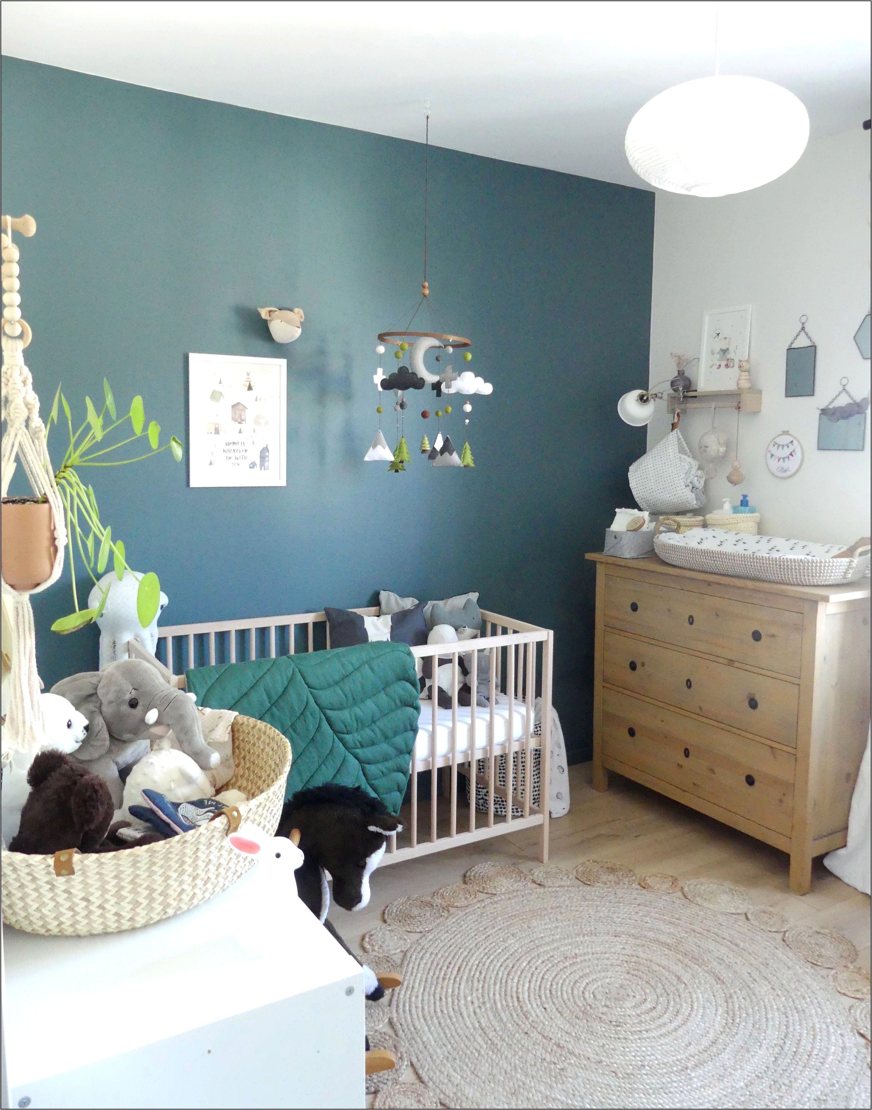 Deco Chambre Garcon Gris Vert Bleu Blanc Maison Du Monde En 2020
