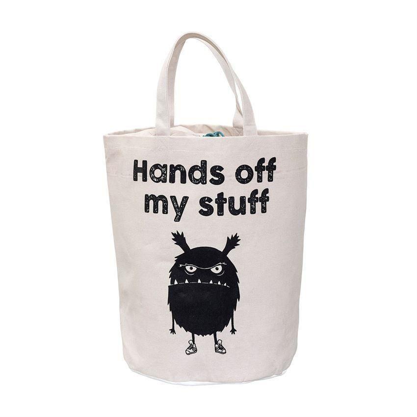 Fluff You You Fluffing Fluff Funny Cute Slogan Illustration Tote Bag