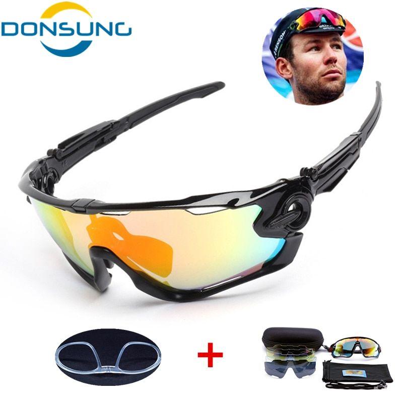 Polarized Cycling Glasses UV400 Cycling Sport Sunglasses