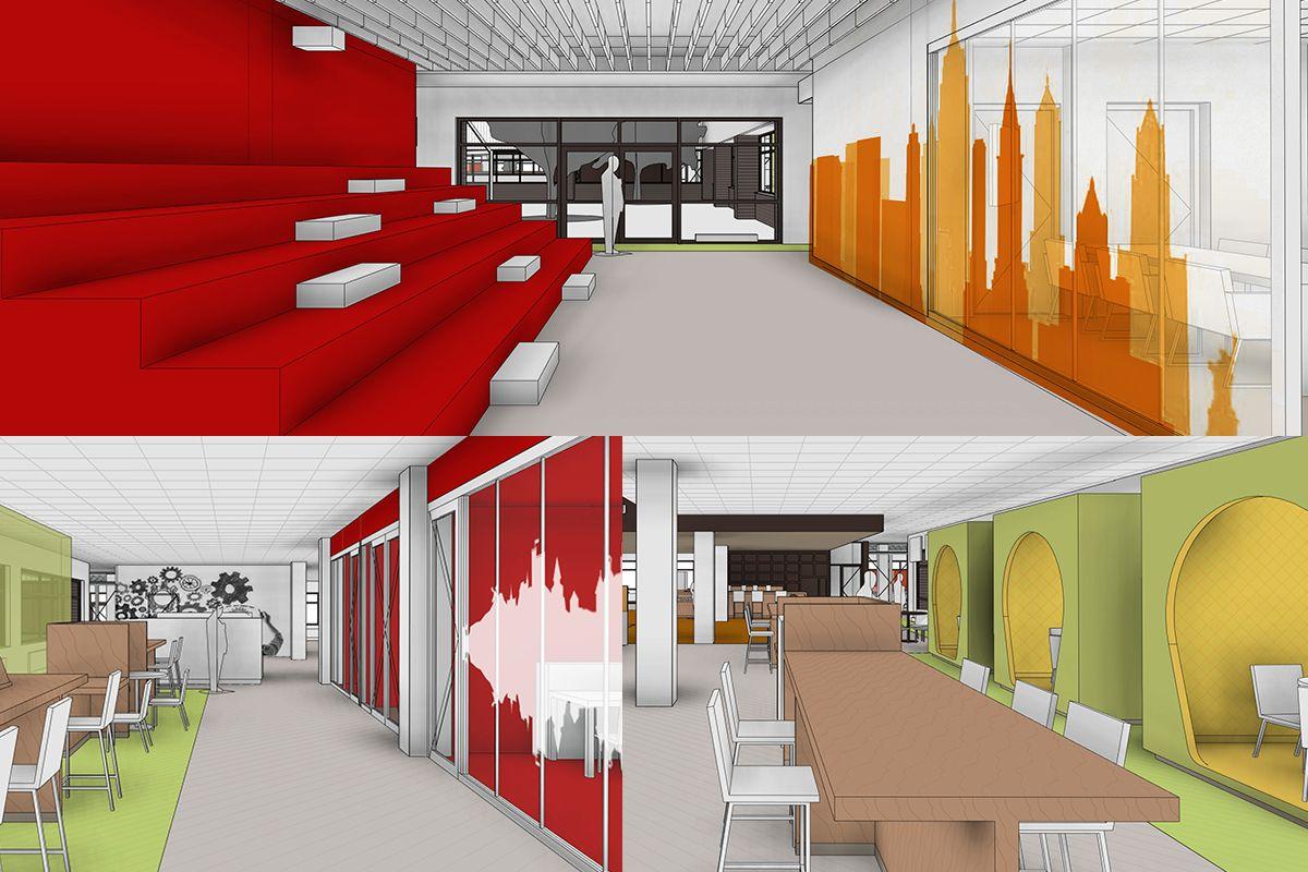 Imore interieur architectuur zenber interieur architectuur bni