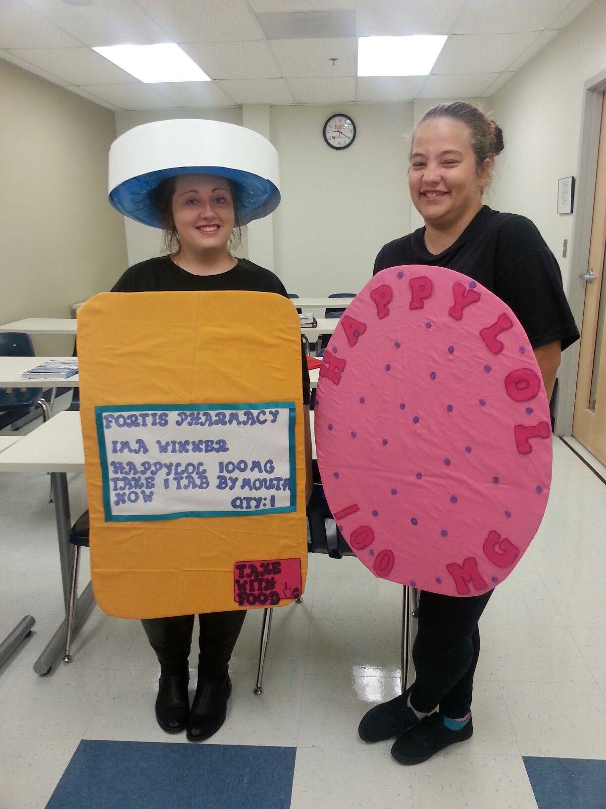 Pharmacy Halloween Costume