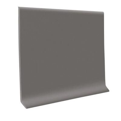 Roppe 700 Series Dark Gray 4 In X 1 8 In X 120 Ft Thermoplastic